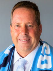 Bob Bigney, director ofsoccer operations for the El Paso USL team.