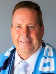 Locomotive FC Director of Youth Soccer Bob Bigney