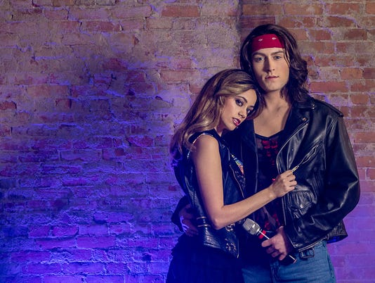 Muncie Civic Theatre Rock of Ages 1