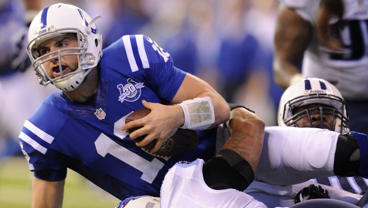 Titans opponent mini-preview: Indianapolis Colts