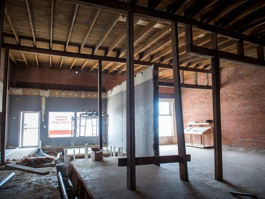 Elkmont Exchange Brewery and Eating House will occupy