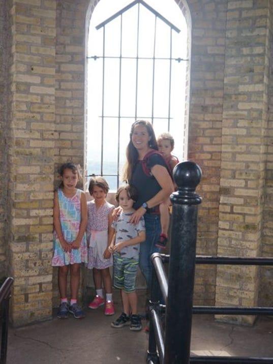 Holy Hill family photo