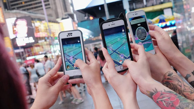 Pokemon Go PokeStops help players gather virtual tools they need for the game.