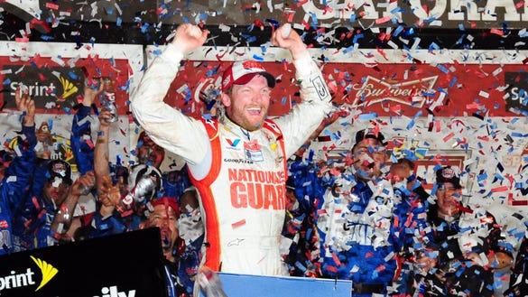Dale Earnhardt Jr. says watching Daytona 500 will be 'weird' but 'relaxing'