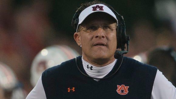 Auburn coach Gus Malzahn's squad still believes it