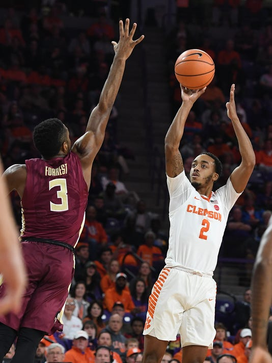 Clemson basketball holds Top 4 spot in ACC standings with ...
