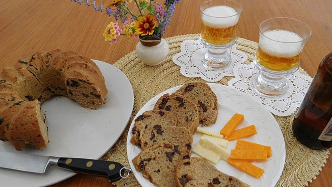 Easy Prune Beer Bread