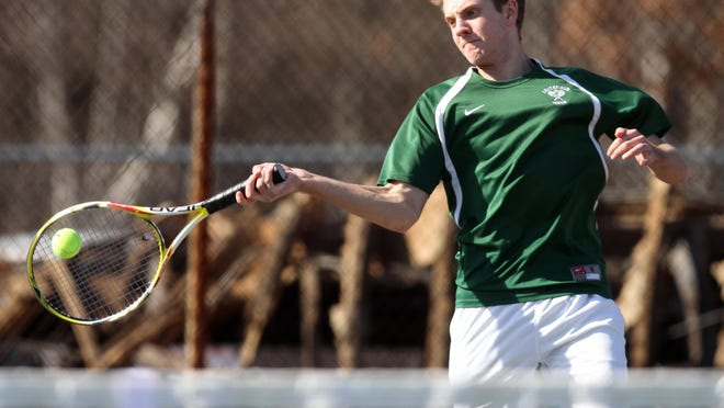 Smithfield's Matt Kuhar had a phenomenal high school career, winning three state titles. His play over his four years for the Sentinels made him the choice as The Providence Journal's Boys Tennis Player of the Decade for the 2010s.
