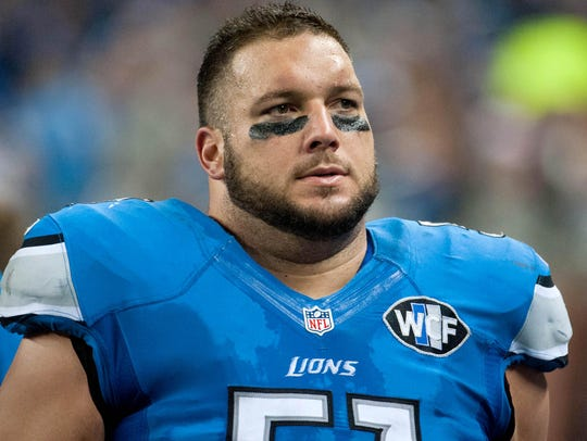 Raiola spent his entire 14-year career with the Lions and was part of the only 0-16 season in NFL history. He retired in 2015 as one of the franchise leaders in starts.