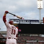 Cincinnati Reds have had a power outage during the rough start – team is dead last  in the NL in runs scored
