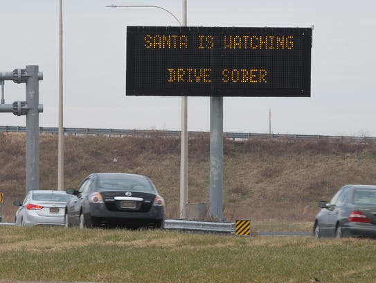 DelDOT officials say they are trying to be more creative with the messages on the agency's variable message boards along major highways in the state.