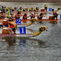 Teams from all over the country will compete in the 12th annual Arizona Dragon Boat Festival on Tempe Town Lake.