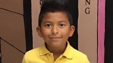 David Juarez-Mercado, United Way of Martin County's CHARACTER COUNTS! Student of the Week