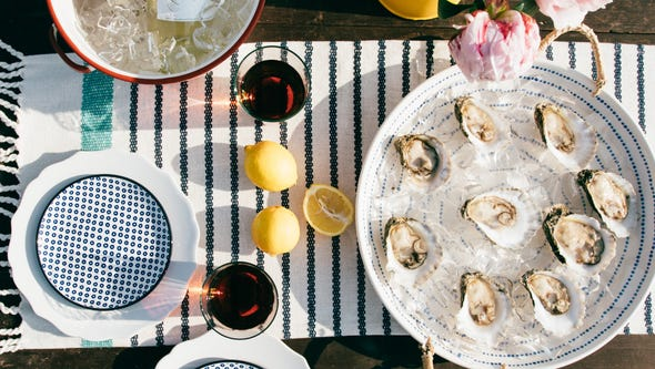 Oysters play a historic role in Virginia Beach cuisine.