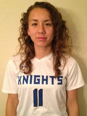 Olivia Hernandez, from Avondale Westview, is azcentral sports' Female Athlete of the Week for Jan. 28 - Feb. 4, presented by La-Z-Boy Furniture Galleries.