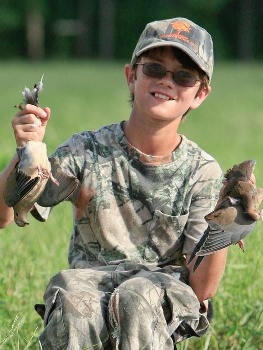 Dove Hunting-2 (Billy Pope)