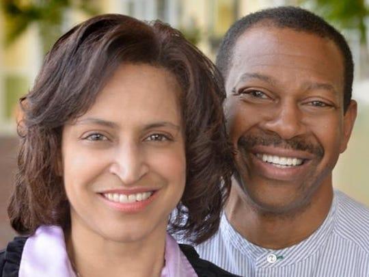 Brenda and Clarence Shuler