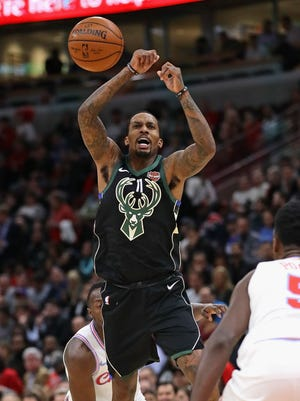 "Bucks guard Brandon Jennings first spoke the idea of ""Bucks in 6,"" even against daunting (and, eventually, insurmountable) odds."