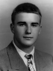 UNDATED: Dick Ernst, Withrow class of 1950. From the