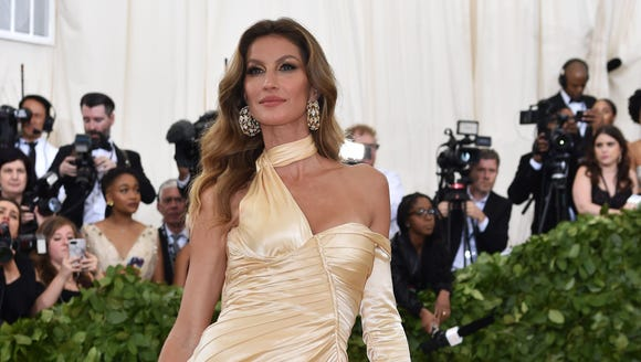 The Gisele Bundchen we're all used to.