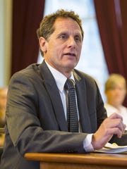 Ken Schatz, the commissioner of the Department for