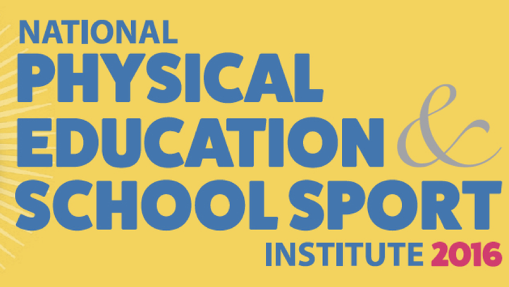 Logo for the National Physical Education and School Sports Institute