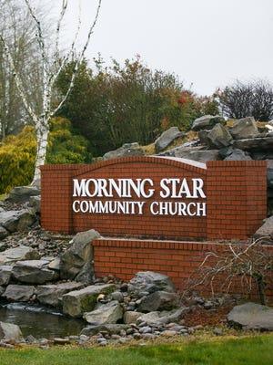Morning Star Community Church on Sunday, Feb. 25, 2018.