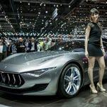 Maserati shows Alfieri concept