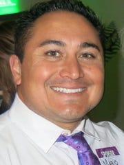 Caddo Commissioner Mario Chavez