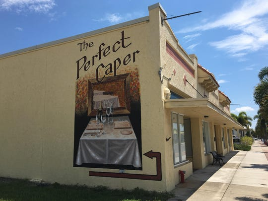 The Perfect Caper in Punta Gorda.