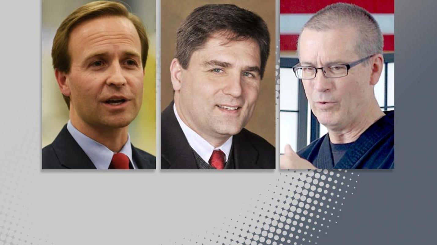 GOP gov candidates to debate at town hall