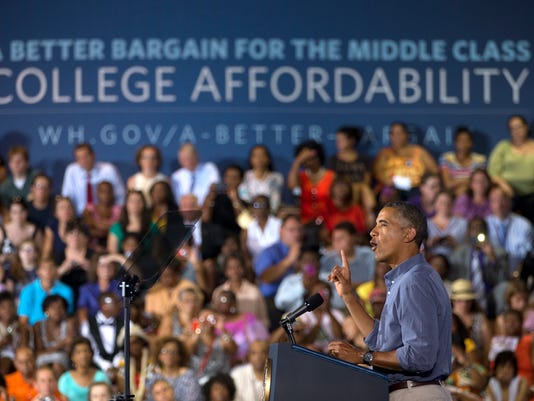 Education Department Launches New Website For Student Loan >> Obama Administration To Begin New Student Loan Outreach