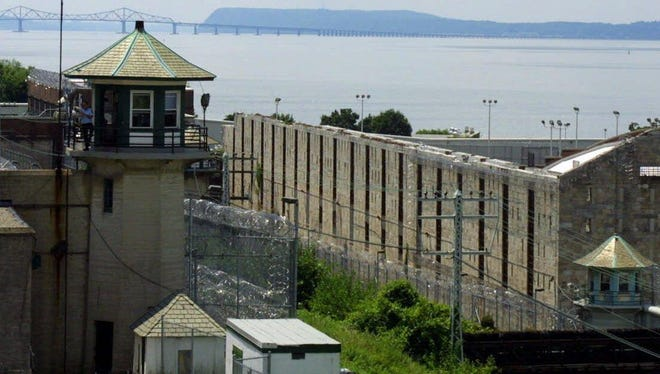 Sing Sing state prison in Ossining