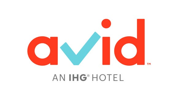 IHG's avid hotels will debut in 2019. This is the new