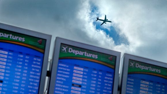 What are the busiest airport's in the world? Click