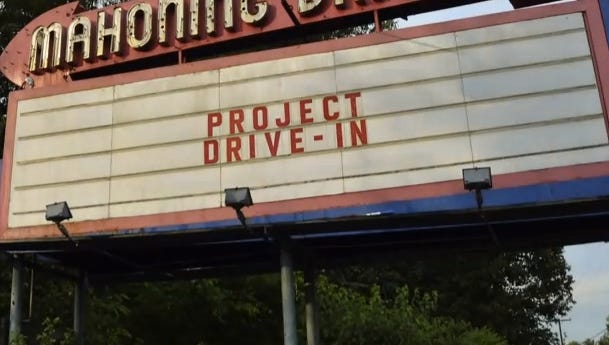 Project Drive-In is trying to help save hundreds of drive-ins across the country.