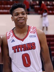 Detroit Mercy's Kameron Chatman is averaging 17.9 points