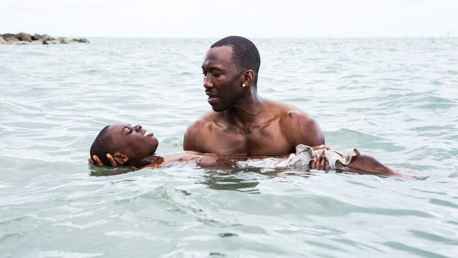 Mahershala Ali (right, with Alex Hibbert) is a supporting actor contender for 'Moonlight.'