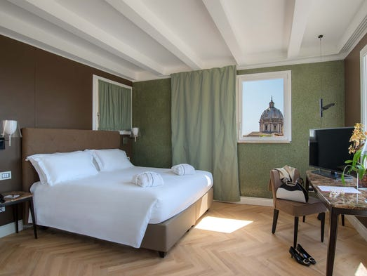 20 best reviewed hotels in rome - Hotel damaso roma ...