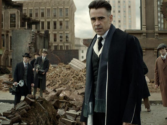 "Colin Farrell stars in ""Fantastic Beasts and Where to Find Them."""