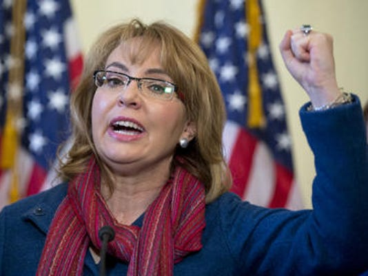 gabby giffords donald trump john mccain jeff flake
