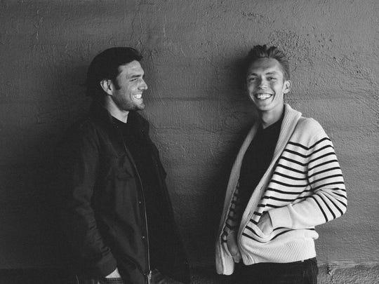Joshua Fields Millburn and Ryan Nicodemus strive to rid their lives of meaningless things.