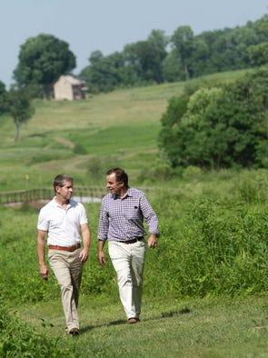 Longwood opens meadow garden for Jonathan alderson landscape architects