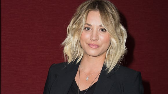 Has Kaley Cuoco found love at the barn?