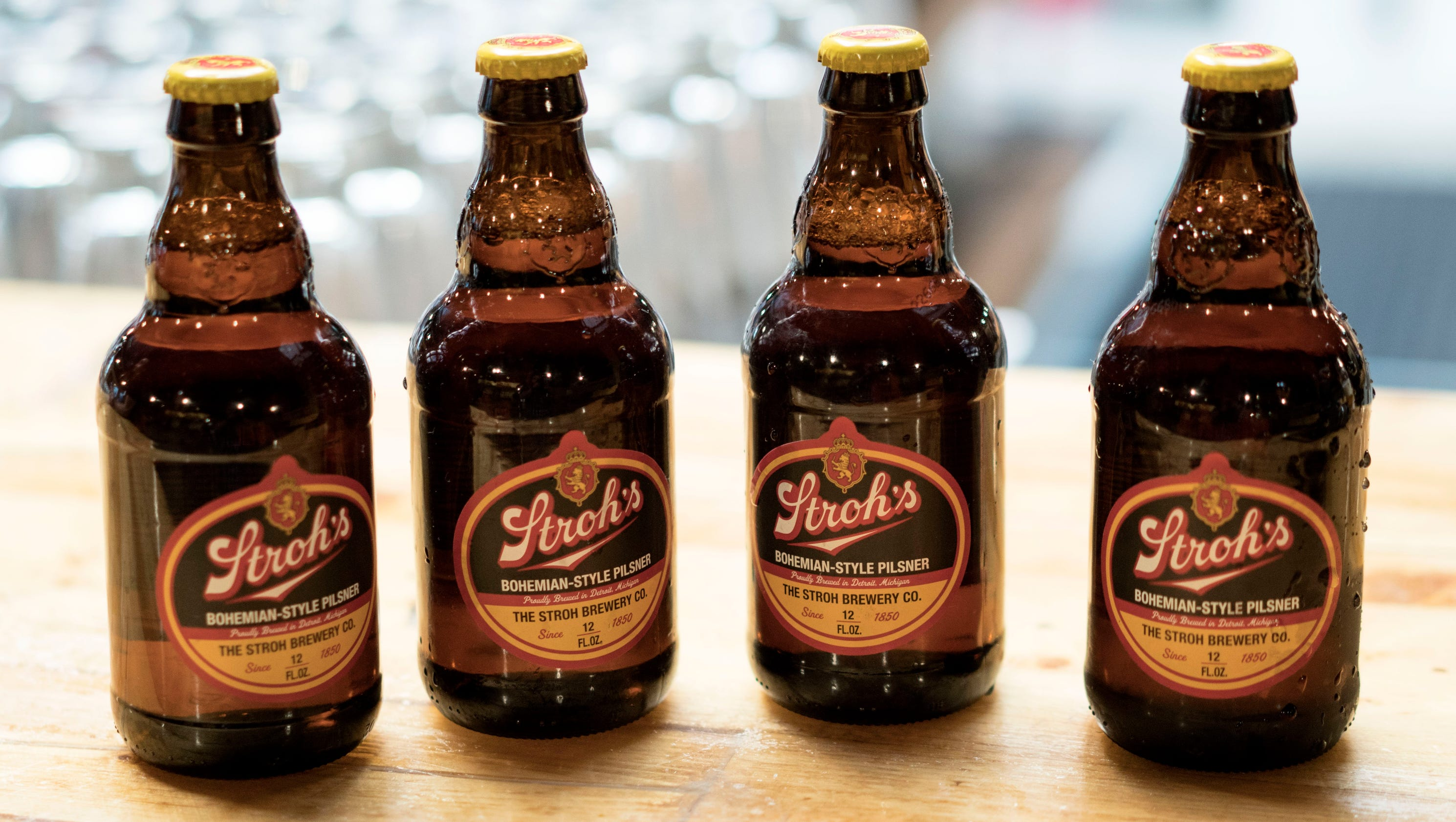 Detroit Made Stroh S Returns With Throwback Brew That