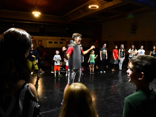 Great Falls pair return home to launch theater company