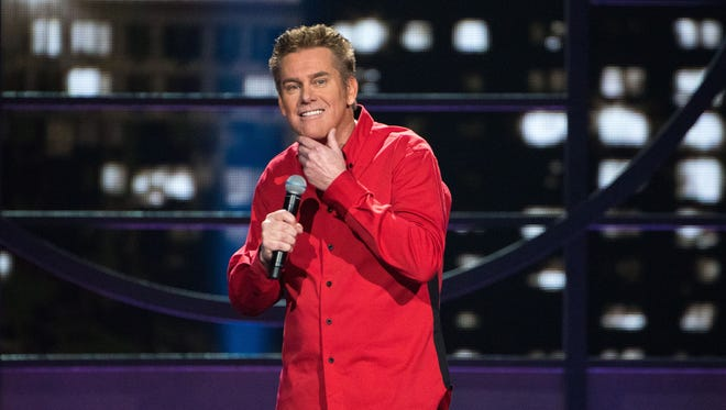 Stand-up comedian Brian Regan brings his show to the Redding Civic Auditorium on Saturday.