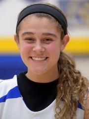 Lincoln High School girls basketballKylei Klein