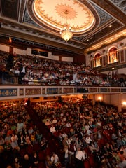 The Strand Theatre of Louisiana in Shreveport.