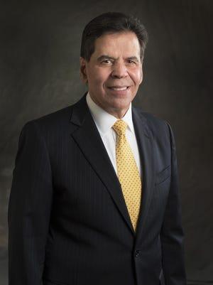 Ohio Dominican University President Robert Gervasi